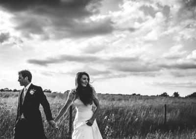 An Epic Barn in Bedfordshire: romantic, relaxed, free spirited wedding