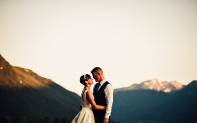 Chapbox Destination Wedding: Talloires, France.