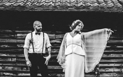 An alternative and intimate wedding