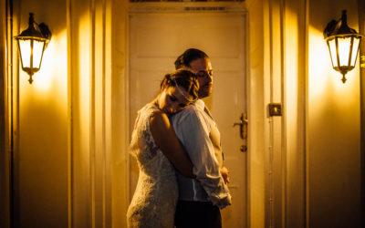 Mulberry House: Chris & Gemma