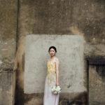 bride alternative wedding dress